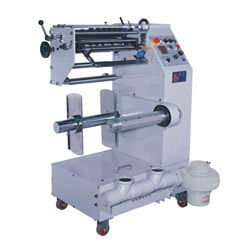 auto slitter and rewinder