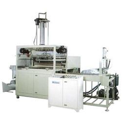 auto vacuum shaping machine