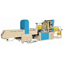 automatic 2-layer t-shirt bag making machines
