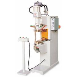automatic air pressure spot welding machine