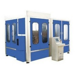 automatic bottle blow molding machines