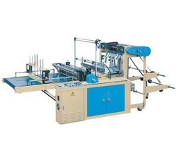 automatic bottom sealing and cutting machines