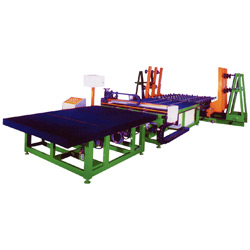 automatic breaking glass cutting machines