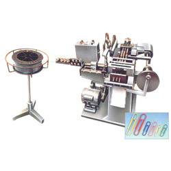automatic color pvc coated clip making machine