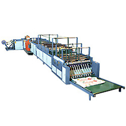 automatic cutting&sewing&printing machine