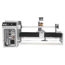 automatic cutting and winding equipment