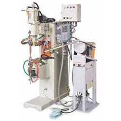 automatic feeding nut welder