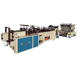 automatic file clip making machine