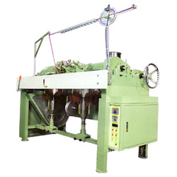 automatic hand carry rope making machine