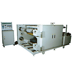 automatic high speed slitting machine