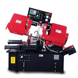 automatic metal cutting band saw