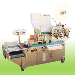 automatic p.p. straw packing and printing machine