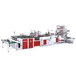 automatic plastic bag making machines