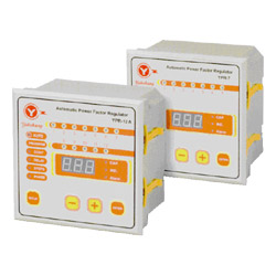automatic power factor regulators