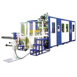 automatic pressure forming machine