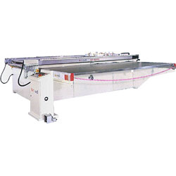 jumbo table sliding 3/4 automatic screen printing machines, jumbo, table, sliding.