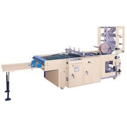 automatic side sealing and cutting machines