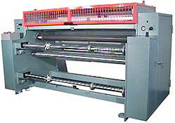 automatic stripe slitting machine