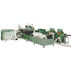 automatic tube drawing butting machines