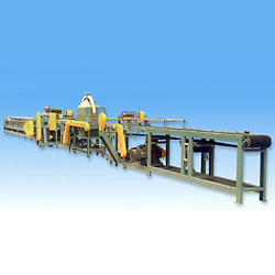 automatic tube extruding line