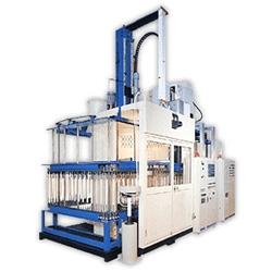automatic turning spraying machine