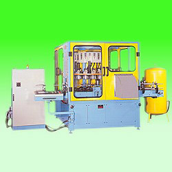 automatic vertical aerosol can air tester