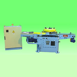automatic vertical beading machine