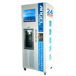 automatic water vending machines