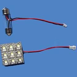 automotive festoon led bulbs