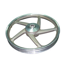 automotive parts (wheels)