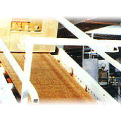 aviation and goods transportation conveyor belts