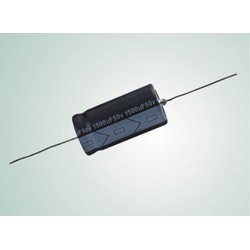 Axial 105°C Electrolytic Capacitors