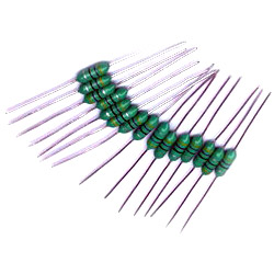 axial inductor