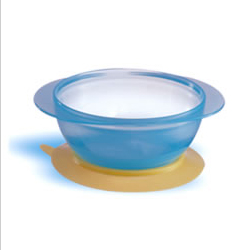 baby training bowls