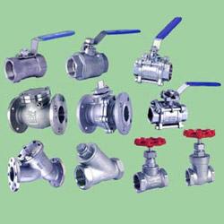 ball-gate-globe-swing-check-y-strainer-valves