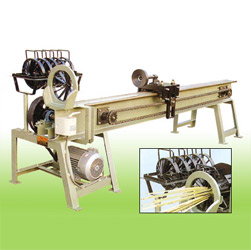 bamboo splitting machines