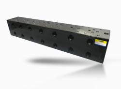 base plates for modular valves