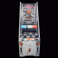 basketball machines
