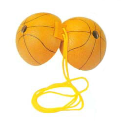basketball shape binoculars