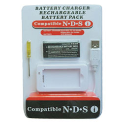 battery charger and battery pack