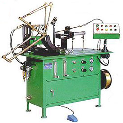 b.b. shell chain stay automatic brazing machines