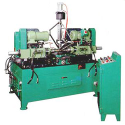 b.b. shell reaming facing and tapping machine