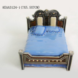 bed trinket box