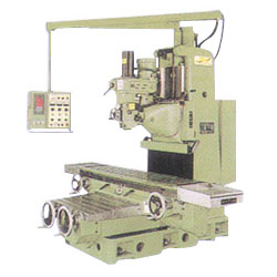 Bed Type Turret Vertical Milling Machines