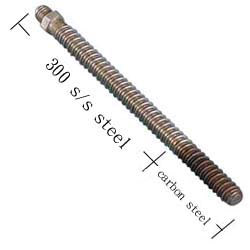 bi metal screw