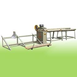 big type round bamboo cross cutting machines