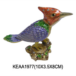 bird jewelry boxes