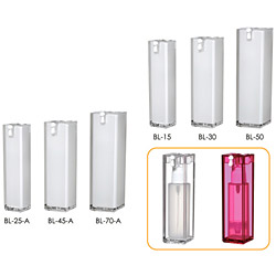 bl series airless bottle