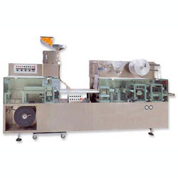 blister packaging machine