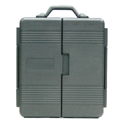 blow molded carrying cases